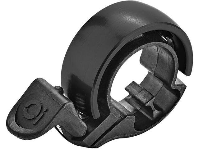 Knog Oi Classic Ringeklokke, black/matte black